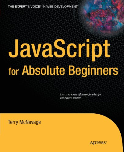 JavaScript for Absolute Beginners by Brand: Apress