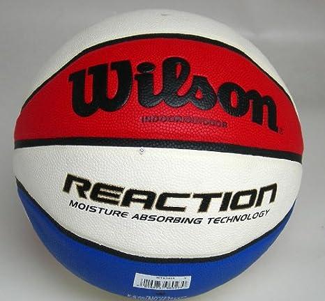 Wilson Reaction - Balón de Baloncesto (tamaño 7), diseño Retro ...