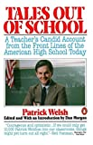 img - for Tales out of School by Patrick Welsh (1987-09-01) book / textbook / text book