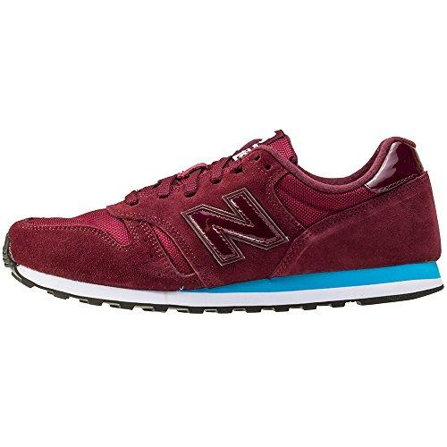 New Balance 373, Chaussures de Running Entrainement Homme Bordeaux