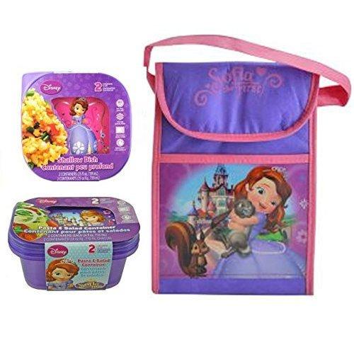 Disney Jr. Princess Sofia the First 5 Pc. - Sofia Princess Lunch Box