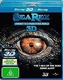 Sea Rex Journey to a Prehistoric World 3D Blu-ray / Blu-ray | Documentary | NON-USA Format | Region B Import - Australia