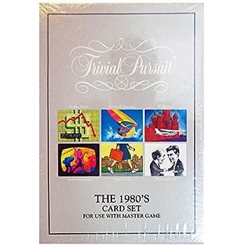 Amazon.com: Trivial Pursuit Millennium Filial Card Set; para ...