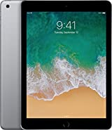 New 2017 Model Apple iPad 9.7-inch Retina Display with WIFI, 32GB, Touch ID (Space Gray)