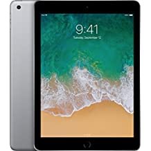 New 2017 Latest Model Apple iPad 9.7-inch Retina Display with WIFI, 32GB, Touch ID (Space Gray)
