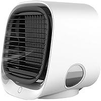 Bolange Mini Hava Soğutucu USB Taşınabilir Mini Klima Hava Soğutucu Nemlendirici Masaüstü Fan 3 Ayarlanabilir Hız ile…