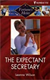 img - for The Expectant Secretary (Fortune's Heirs) Paperback July 20, 2001 book / textbook / text book