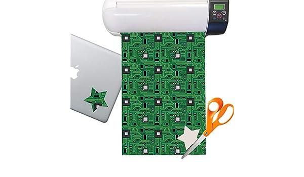 Placa de circuito impreso adhesivo en vinilo (permanente): Amazon ...