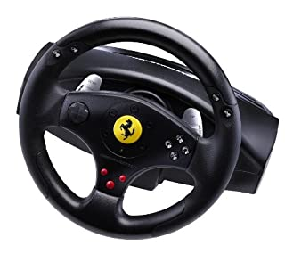 Thrustmaster Ferrari GT Experience Racing Wheel for PS3 and