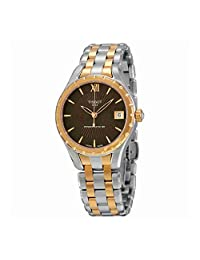 Tissot Lady 80 Automatic Brown Dial Watch T072.207.22.298.00