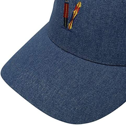 514wMW3TVLL. AC Zenssia Unisex Adjustable Plain Baseball Cap Dad Hat    This adorable and classic cap is perfect cap for anywhere you go. This cap combines both colorful styles to turn your head and comfort for your all-day wear. You can use it for your usual day-to-day activities. A Must Have Item!