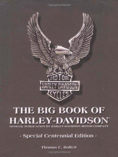 Big Book of Harley-Davidson: Special Centennial - Catalog Harley Davidson