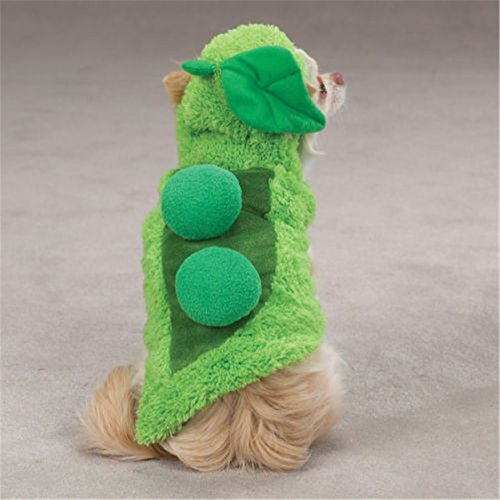 [Defonia Casual Canine SWEET PEA Dog Halloween Costume XS - XL] (Large Dog Spider Halloween Costume)