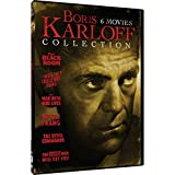 Boris Karloff Collection - 6 Movies: The Black Room / The Man They Could Not Hang / The Man With Nine Lives / Before I Hang / The Devil Commands / The Boogie Man Will Get You