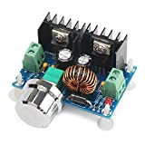 DROK XL4016E1 Voltage Regulator DC 4-40V to 1.25-36V 8A Buck Converter, 36V 24V 12V to 5V High Power Efficiency Step Down Converter Power Supply