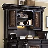 Hooker Furniture Telluride Computer Credenza Hutch