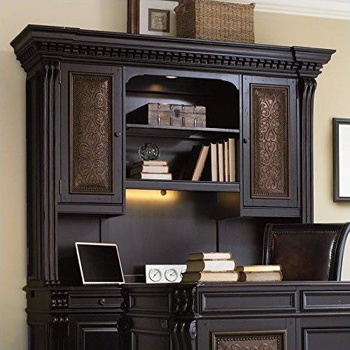 Hooker Furniture Telluride Computer Credenza Hutch ()