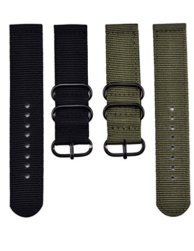 Mudder Pieces Replacement Watchbands Straps