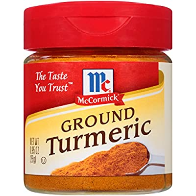 McCormick Ground Turmeric, 0.95 oz by McCormick & Co