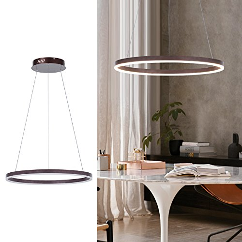 Circular Pendant Light