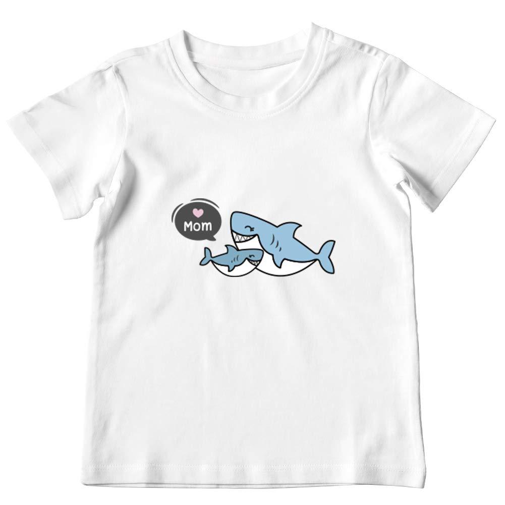 Baby Shark Birthday Gift Toddler Shark T-Shirt Baby Shark Birthday Shirt