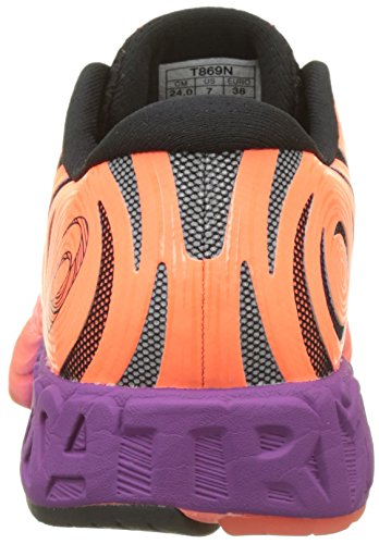 Para black Noosa Mujer Naranja shocking Ff Entrenamiento Asics Coral 0690 flash De 2 Zapatillas Orange PTdpCnwYq