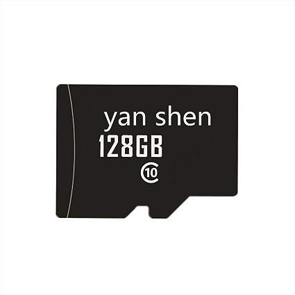 yan shen Tarjeta de Memoria Micro SD Ultra de 128 GB 128 GB ...