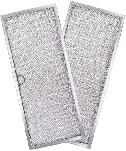 AMI PARTS 71002111 Cooktop Grease Filter Replacement for Jenn-Air, Maytag Downdraft Range Hood Filter