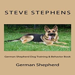 German Shepherd Dog Training & Behavior Book Audiobook