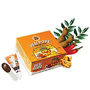 GO DESi Imli Pop Tamarind & Jaggery Candy (50 Piece), 450 g