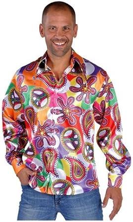 70 años 60 70s FUN Camiseta Camisa Para Hombre hippie Camisa Talla S: Amazon.es: Juguetes y juegos