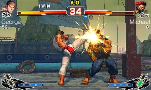 Amazon com: Super Street Fighter IV: 3D Edition - Nintendo 3DS