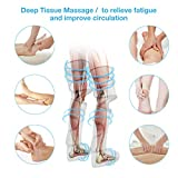 Foot and Leg Massager for Circulation and
