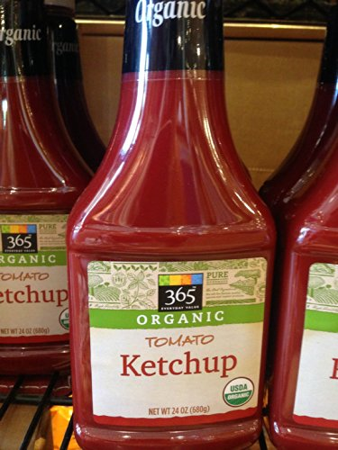 365 Everyday Value Organic Tomato Ketchup (Pack of