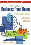 The Home Business Bible, Paul Power, 1845283015