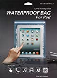 Danny's World Multi-Purpose Waterproof Bag! iPad 2,3, and 4 / Tablets/iPhone / Camera, Valuables, Wallet, and Keys. Stay Connected and Dry at Pool, hot tub, Beach or in The Bathroom!