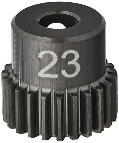 23 Tooth Gear - Tuning Haus 1323 23 Tooth 64 Pitch Precision Aluminum Pinion Gear