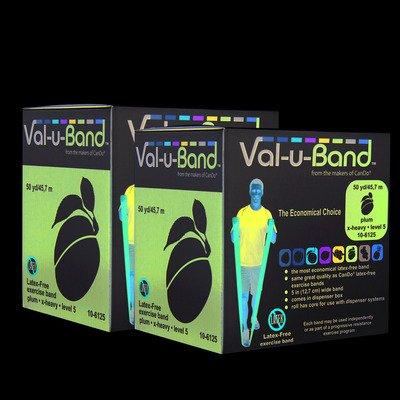 Val-U-Band Twin-Pak LF, Plum by Val-u-Band