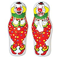 One Clown Bop Bag - Punching Clown