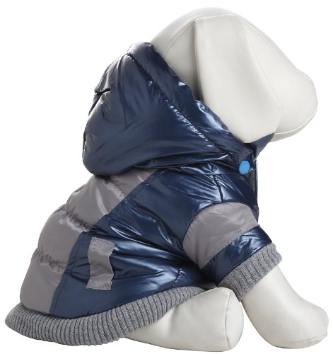 Sporty Vintage Aspen Pet Ski Jacket, Small, - Aspen Shops Clothing