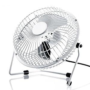 CSL - USB Ventilator 17cm | Tischventilator / Fan | Gehäuse / Rotorblätter...