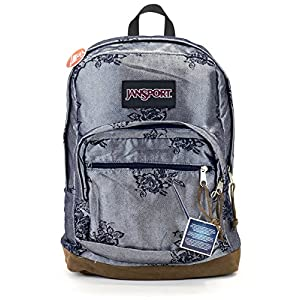 Jansport Right Pack backpack (Silver Rose Jacquard)
