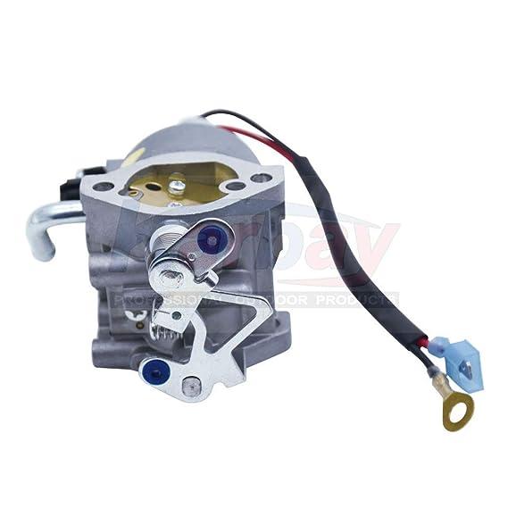 Karbay Carburetor for Onan mins A041D736, Microquiet 4000-Watt 4KYFA26100 on
