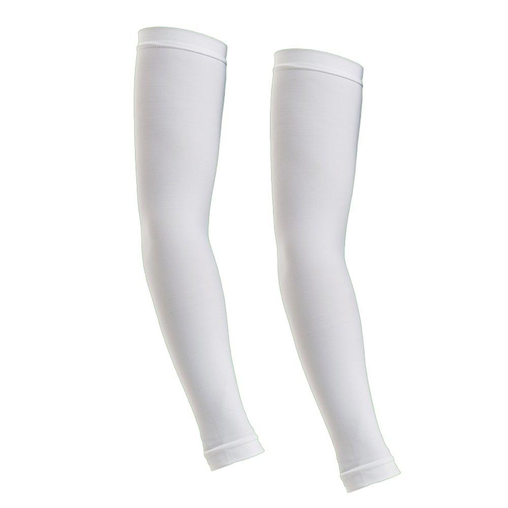 Scrub Sleeves ACCESSORY レディース B07CNJ55GX Medium|ホワイト ホワイト Medium