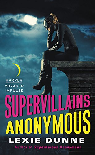 book cover of Supervillains Anonymous
