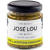Paté de Aceituna Manzanilla (220 g) - José