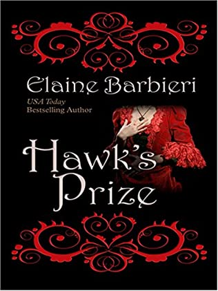 book cover of Hawk\'s Prize