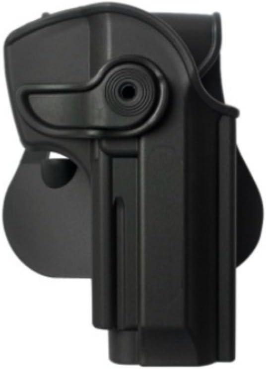 IMI Defense polímero oculta de transporte de retención de Tactical Holster Taurus PT92y barra Taurus Pistola