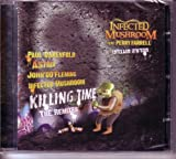 Killing Time (The Remixes Cd Single) Limited Edition Only 300 Made