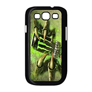 Samsung Galaxy S3 I9300 Phone Case for Monster Energy pattern design